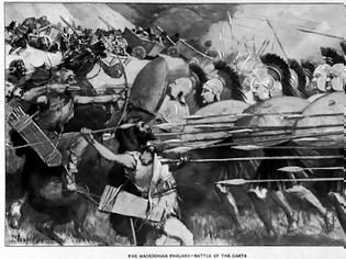 Φωτογραφία για Μακεδονική φάλαγγα: Ο αξεπέραστος σχηματισμός μάχης!