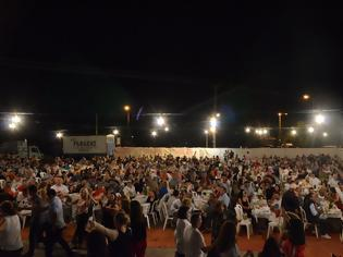 Φωτογραφία για Με πολύ κόσμο πραγματοποιήθηκε το πανηγύρι Γιορτή Λαού 2019 στη Γέφυρα Αχελώου Αγρινίου -ΦΩΤΟ