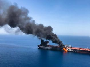 Φωτογραφία για Deutsche Welle: Να προετοιμαζόμαστε για πόλεμο στον Περσικό Κόλπο