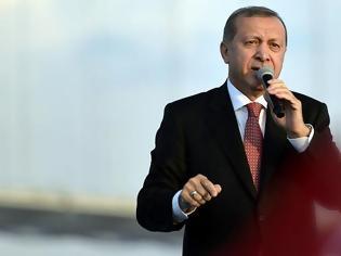 Φωτογραφία για Ερντογάν: Θα γλείφετε τις παλάμες σας