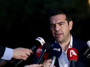Φωτογραφία για Αυστηρό μήνυμα Τσίπρα σε Τουρκία: Όποιος παραβιάσει τα κυριαρχικά δικαιώματα Ελλάδας - Κύπρου θα έχει συνέπειες