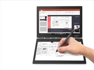 Φωτογραφία για Microsoft Centaurus laptop με τις δύο οθόνες