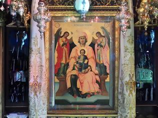 Φωτογραφία για Εμφάνιση της Παναγίας Φανερωμένης Λευκάδας σε ένα ανδρόγυνο από τον Βόλο