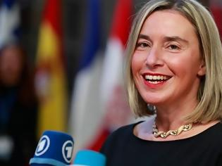 Φωτογραφία για Φ. Μογκερίνι για την πρώτη επέτειο από την υπογραφή της Συμφωνίας των Πρεσπών: Έγιναν θετικά βήματα στα Δυτικά Βαλκάνια