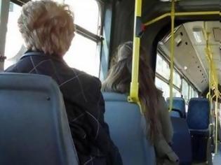 Φωτογραφία για Κι όμως: Μην δίνετε τη θέση σας στους ηλικιωμένους στα μέσα μεταφοράς!