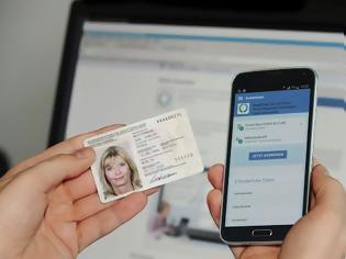 Φωτογραφία για Με το iOS 13 μπορείτε να σαρώσετε μια γερμανική ταυτότητα στο iPhone σας