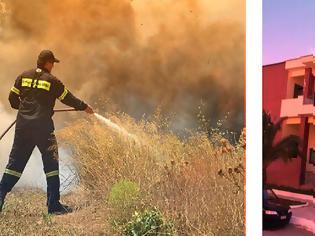 Φωτογραφία για ΔΗΜΟΣ ΞΗΡΟΜΕΡΟΥ: ΑΠΑΓΟΡΕΥΕΤΑΙ πάσα χρήση πυρός λόγω αυξημένης επικινδυνότητας