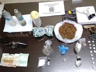 Φωτογραφία για Έξι συλλήψεις διακινητών κοκαΐνης και χασίς