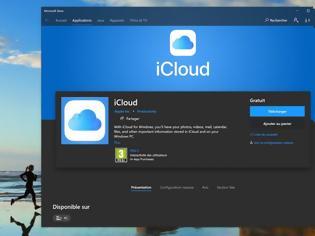 Φωτογραφία για Windows 10: Η Apple προσφέρει το εργαλείο της για τη διαχείριση του iCloud στο Microsoft Store