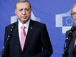 Φωτογραφία για Reuters: Σε μια προειδοποίηση στην Τουρκία αναμένεται να περιοριστεί η ΕΕ