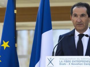 Φωτογραφία για Ο οίκος Sotheby's πουλήθηκε σε Γάλλο δισεκατομμυριούχο για 3,7 δισ. δολάρια