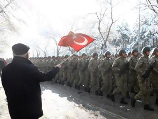 Φωτογραφία για Διατάχθηκε η σύλληψη 128 μελών των ενόπλων δυνάμεων για διασυνδέσεις με το δίκτυο Γκιουλέν