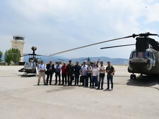 Φωτογραφία για Ο Συνταγματάρχης Χειμαριός και οι διαπιστευμένοι δημοσιογράφοι του ΥΠΕΘΑ