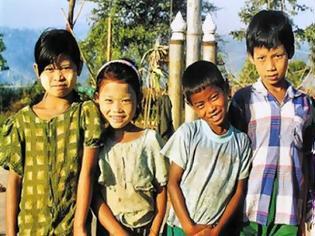 Φωτογραφία για Η Μιανμάρ πιο γενναιόδωρη χώρα στον κόσμο
