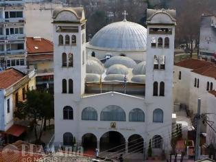 Φωτογραφία για 12160 - Ανακοίνωση της Ιεράς Μητρόπολης Δράμας για την έλευση της Τιμίας Ζώνης της Θεοτόκου στον Ιερό Ναό Αγίου Νικολάου