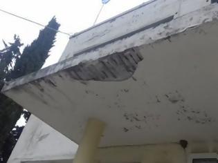 Φωτογραφία για Κατέρρευσαν σοβάδες στο νοσοκομείο Κιλκίς - Έλεγχο ζητούν οι εργαζόμενοι