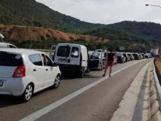 Φωτογραφία για Κυκλοφοριακές ρυθμίσεις στην Εγνατία Οδό για ...τέσσερις μήνες λόγω εργασιών