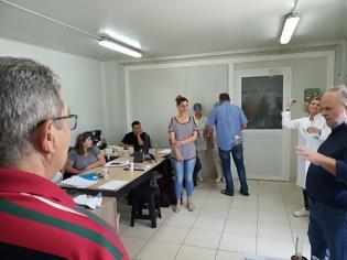 Φωτογραφία για ΚΟ Αμφιλοχίας του ΚΚΕ: Περιοδεία του Νίκου Μωραΐτη σε ΑΜΦΙΓΑΛ, ΚΥ Αμφιλοχίας και Δήμο Αμφιλοχίας