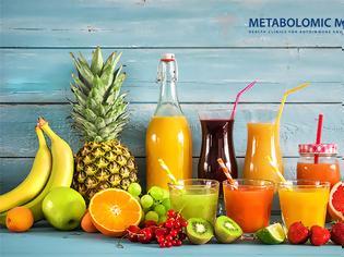 Φωτογραφία για Χυμός φρούτων, γιατί δεν είναι μια τόσο υγιεινή συνήθεια όσο νομίζουμε