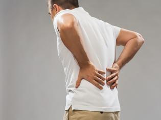 Φωτογραφία για Απρόσμενο παυσίπονο για τους πόνους στη μέση και την πλάτη