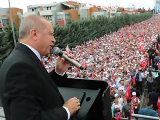 Φωτογραφία για Ερντογάν για την πιθανή εκλογή Ιμάμογλου : Να μην παραδώσουμε την Πόλη... στους Έλληνες