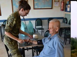 Φωτογραφία για ΔΩΡΕΑΝ εξετάσεις από Στρατιωτικό Ιατρικό Κλιμάκιο στον Δίλοφο Ορεστιάδας