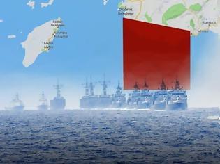 Φωτογραφία για Εντολή: «Αποφυγή κλιμάκωσης πάση θυσία» - Αποχώρησαν οι ελληνικές ναυτικές μονάδες από την περιοχή της τουρκικής άσκησης