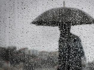 Φωτογραφία για Άλλη μια ημέρα με βροχή, αέρα και χαλάζι