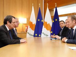 Φωτογραφία για Τουσκ: Περιμένω πλήρη αλληλεγγύη προς την Κύπρο