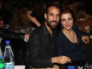 Φωτογραφία για Βασίλης Πορφυράκης: Μίλησε πρώτη φορά για τη σχέση του με τη Ματίνα Νικολάου!
