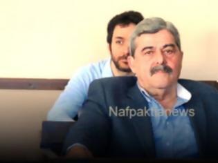 Φωτογραφία για Σοκ στη Ναύπακτο: Πέθανε ο πρόεδρος του δημοτικού Συμβουλίου