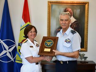 Φωτογραφία για Επίσκεψη Διοικητού US 6th Fleet στο ΓΕΕΘΑ