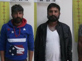 Φωτογραφία για Αυτοί είναι οι Πακιστανοί που πήραν λύτρα και δολοφόνησαν ομοεθνή τους στη Θήβα