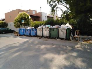 Φωτογραφία για Έλλειψη καθαριότητας στο Ροδίνι - φωτος