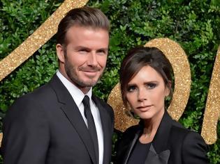 Φωτογραφία για Σύννεφα στην οικογένεια Beckham  Ακόμα και αν η Victoria προσπαθεί να το κρύψει