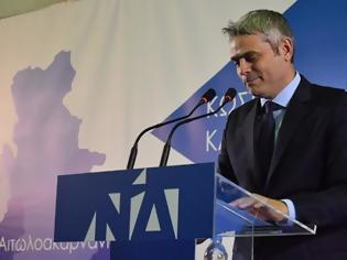 Φωτογραφία για Την Δευτέρα 24 Ιουνίου η ομιλία του Κώστα Καραγκούνη στους ετεροδημότες της Αθήνας