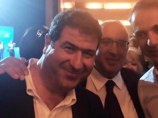 Φωτογραφία για Ο υπ. βουλευτής της ΝΔ Θανάσης Σταυρόπουλος στην παρουσίαση του Προγράμματος Διακυβέρνησης από τον Πρόεδρο της ΝΔ κ. Κυριάκο Μητσοτάκη (εικόνες)