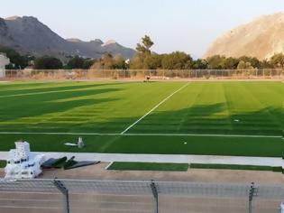 Φωτογραφία για Σύμη: Απέκτησε ξανά το δικό της γήπεδο! (pics)