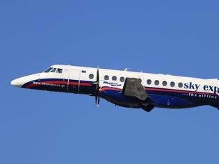 Φωτογραφία για Αναγκαστική προσγείωση στην Κάρπαθο για αεροπλάνο με 46 επιβάτες
