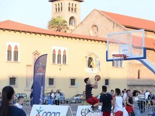 Φωτογραφία για Εντυπωσιακή έναρξη για το τουρνουά GalisBasketball 3on3 στη Ρόδο! (video)