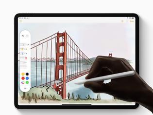 Φωτογραφία για iPadOS με νέο περιβάλλον εργασίας για τις ταμπλέτες iPad