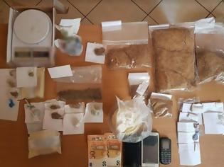 Φωτογραφία για Συνελήφθη 39χρονος από το Τμήμα Ασφάλειας Γρεβενών για κατοχή και διακίνηση ναρκωτικών (εικόνα)
