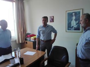 Φωτογραφία για ΚΟΒ Μεσολογγίου του ΚΚΕ, με επικεφαλής τον Νίκο Μωραΐτη, υποψήφιο βουλευτή: Περιοδεία μπροστά στις βουλευτικές εκλογές