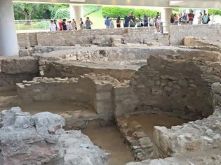 Φωτογραφία για Μουσείο της Ακρόπολης: Στο φως η ανασκαφή από την αρχαία αθηναϊκή γειτονιά στο υπόγειο