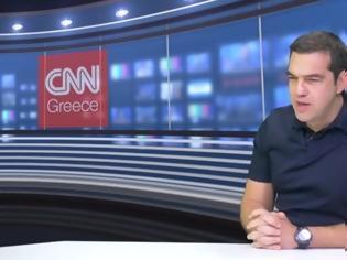 Φωτογραφία για Μήνυμα στην Τουρκία για το Καστελόριζο έστειλε μέσω CNN ο Τσίπρας