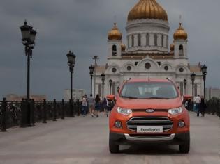 Φωτογραφία για Η Ford πουλάει τα εργοστάσια που διατηρεί στη Ρωσία