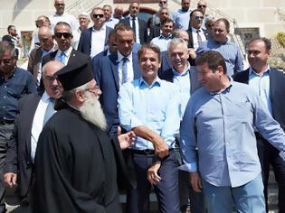 Φωτογραφία για Το πρόγραμμα επισκέψεων του υπ. βουλευτή Γρεβενών Θανάση Σταυρόπουλου  την Δευτέρα 24/06/2019