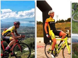 Φωτογραφία για Σοκ στην Πτολεμαΐδα: Δύο αθλητές ποδηλασίας  νεκροί - ΙΧ αυτοκίνητο που οδηγούσε μια 62χρονη γυναίκα βγήκε από την πορεία του και συγκρούστηκε με ομάδα έξι ποδηλατών!!