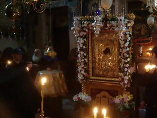Φωτογραφία για 12180 - Οι κελλιώτες των Καρυών γιορτάζουν την Παναγία τους. Αγρυπνία απόψε στο Πρωτάτο.