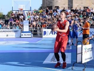 Φωτογραφία για Πήραν το πρώτο τουρνουά GalisBasketball 3on3 οι αδελφοί Αγραβάνη